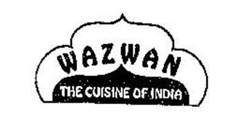 WAZWAN THE CUISINE OF INDIA