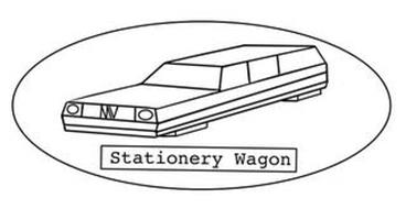 STATIONERY WAGON
