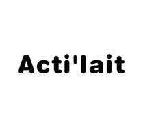 ACTI'LAIT