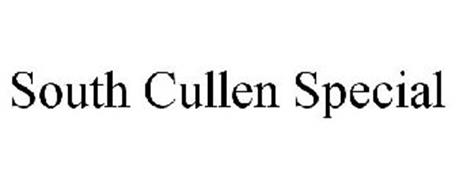 SOUTH CULLEN SPECIAL