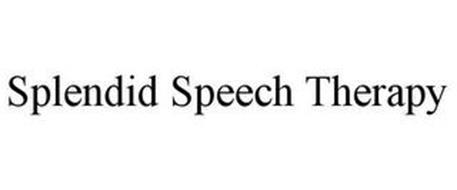SPLENDID SPEECH THERAPY