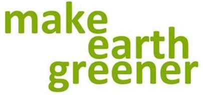 MAKE EARTH GREENER