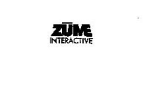 ZUME INTERACTIVE