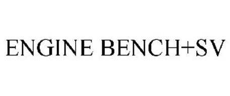 ENGINE BENCH+SV