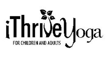 ITHRIVE YOGA FOR CHILDREN ADULTS