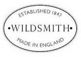 WILDSMITH ESTABLISHED 1847 MADE IN ENGLAND
