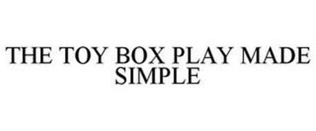 THE TOY BOX PLAY MADE SIMPLE
