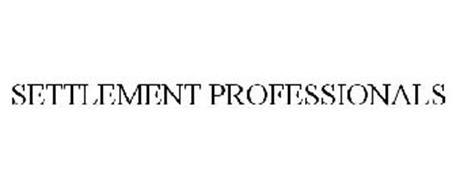 SETTLEMENT PROFESSIONALS