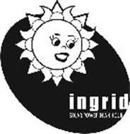 INGRID SOLAR POWER IN AN HOUR