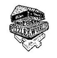 MELISSA & DOUG'S PUZZLE WORLD LIGHTS, CAMERA, INTERACTION!