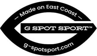 MADE ON EAST COAST G SPOT SPORT G-SPOTSPORT.COM