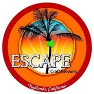 ESCAPE CRAFT BREWERY REDLANDS CALIFORNIA