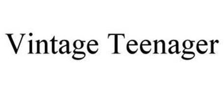 VINTAGE TEENAGER