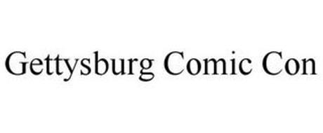 GETTYSBURG COMIC CON