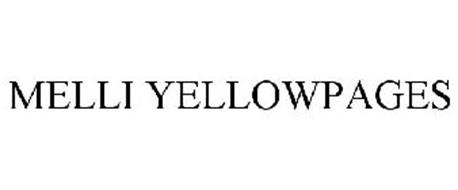 MELLI YELLOWPAGES