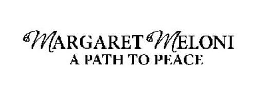 MARGARET MELONI A PATH TO PEACE