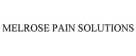 MELROSE PAIN SOLUTIONS