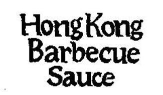HONG KONG BARBECUE SAUCE