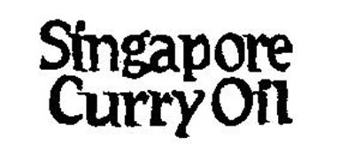 SINGAPORE CURRY OIL