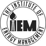 IEM THE INSTITUTE OF ENERGY MANAGEMENT