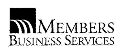 MEMBERS BUSINESS SERVICES