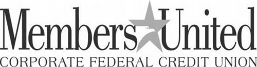 MEMBERS UNITED CORPORATE FEDERAL CREDIT UNION