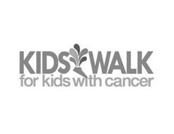 KIDS WALK FOR KIDS WITH CANCER