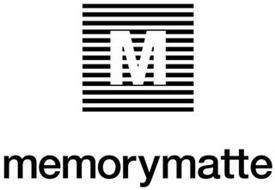 M MEMORYMATTE