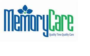 MEMORYCARE QUALITY TIME QUALITY CARE