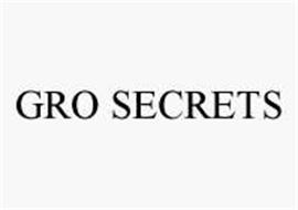 GRO SECRETS
