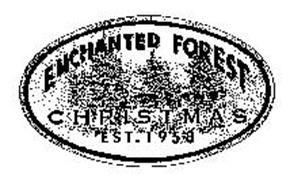 ENCHANTED FOREST CHRISTMAS EST. 1958
