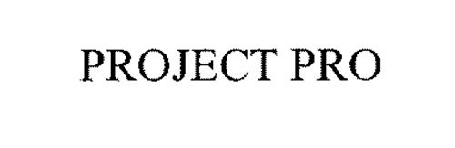 PROJECT PRO