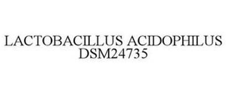 LACTOBACILLUS ACIDOPHILUS DSM24735