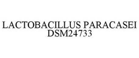 LACTOBACILLUS PARACASEI DSM24733