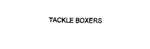 TACKLE BOXERS