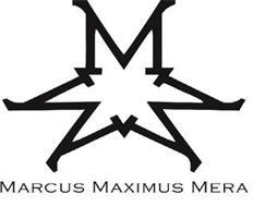 MMM MARCUS MAXIMUS MERA