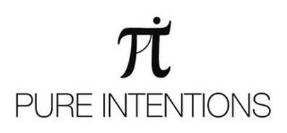 PI PURE INTENTIONS