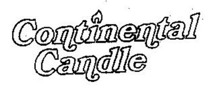 CONTINENTAL CANDLE