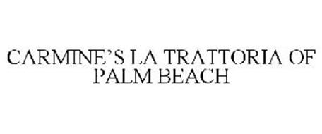 CARMINE'S LA TRATTORIA OF PALM BEACH