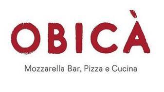 OBICA MOZZARELLA BAR, PIZZA E CUCINA
