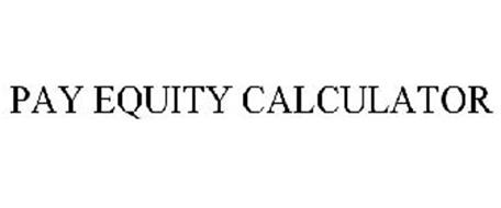 PAY EQUITY CALCULATOR
