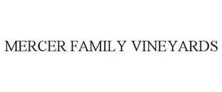 MERCER FAMILY VINEYARDS