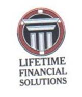 LIFETIME FINANCIAL SOLUTIONS
