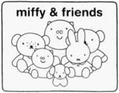 miffy and friends coloring pages - photo#20