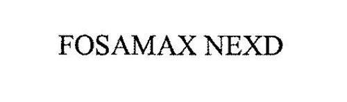 FOSAMAX NEXD