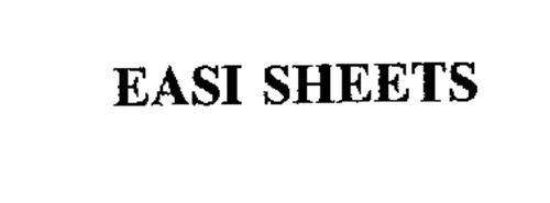 EASI SHEETS