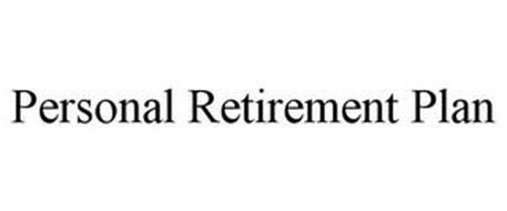 PERSONAL RETIREMENT PLAN