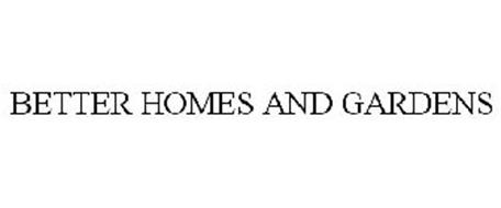 Better Homes And Gardens Trademark Of Meredith Corporation