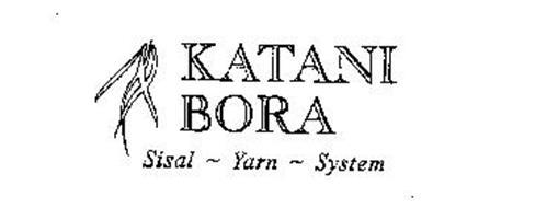 KATANI BORA SISAL - YARN - SYSTEM