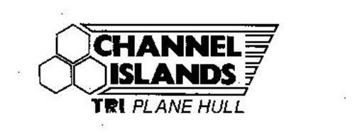 CHANNEL ISLANDS TRI PLANE HULL